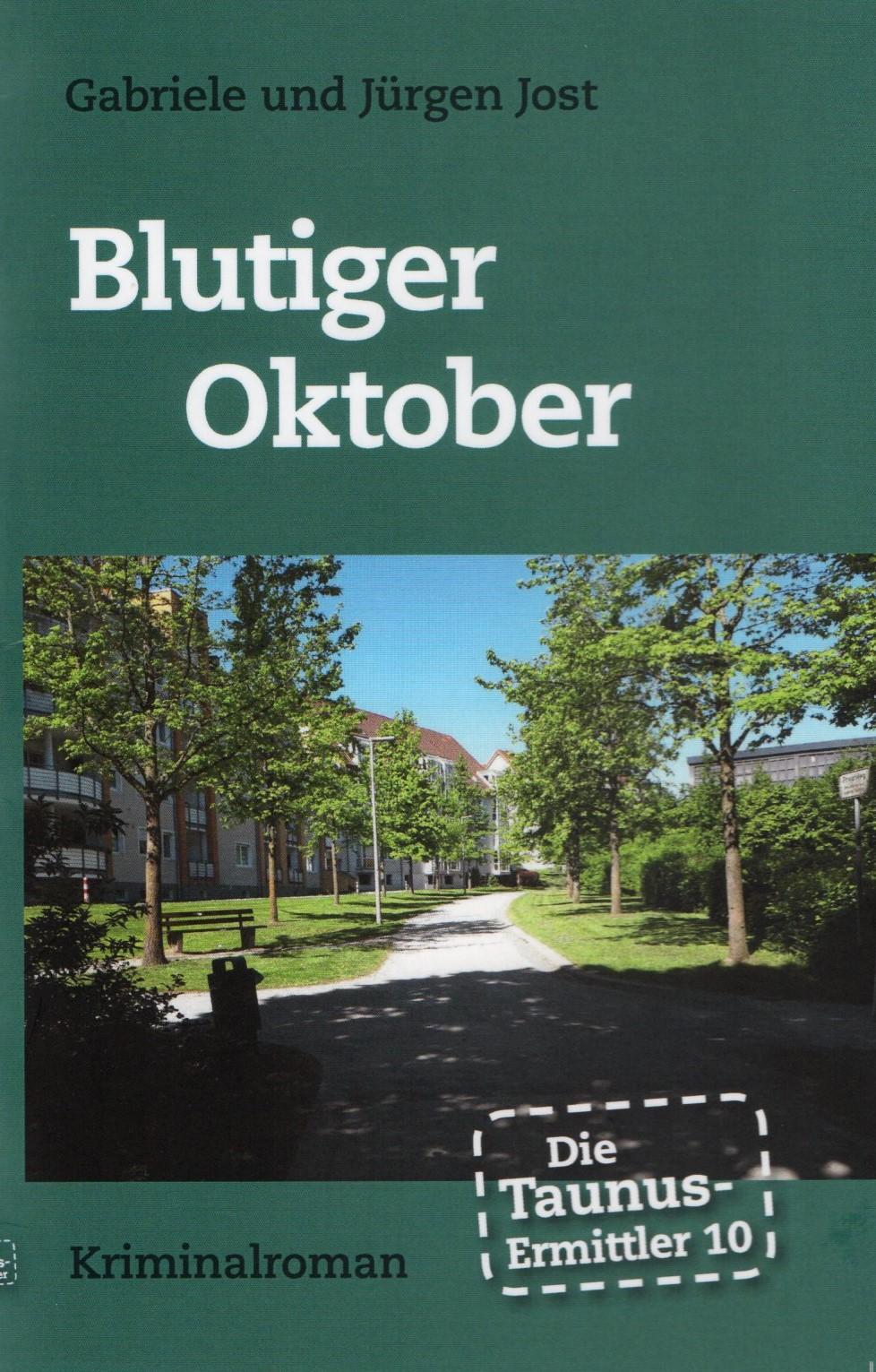 Die Taunus-Ermittler (Band 10) - Blutiger Oktober