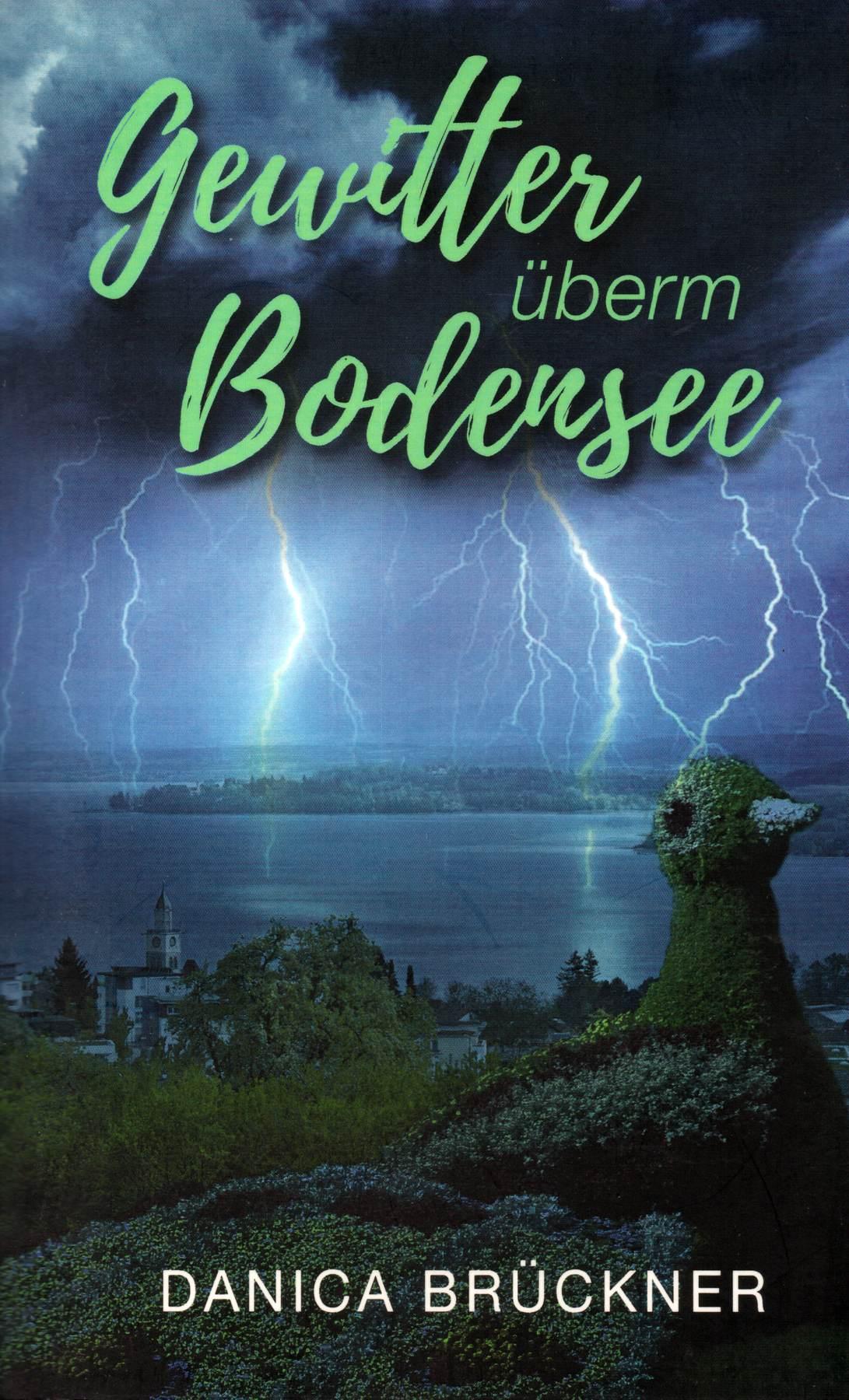 Danica Brückner - Gewitter üeberm Bodensee